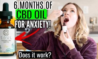 The BENEFITS of CBD Oil For Anxiety! | 6 Months On CBD! Side Effects? 11