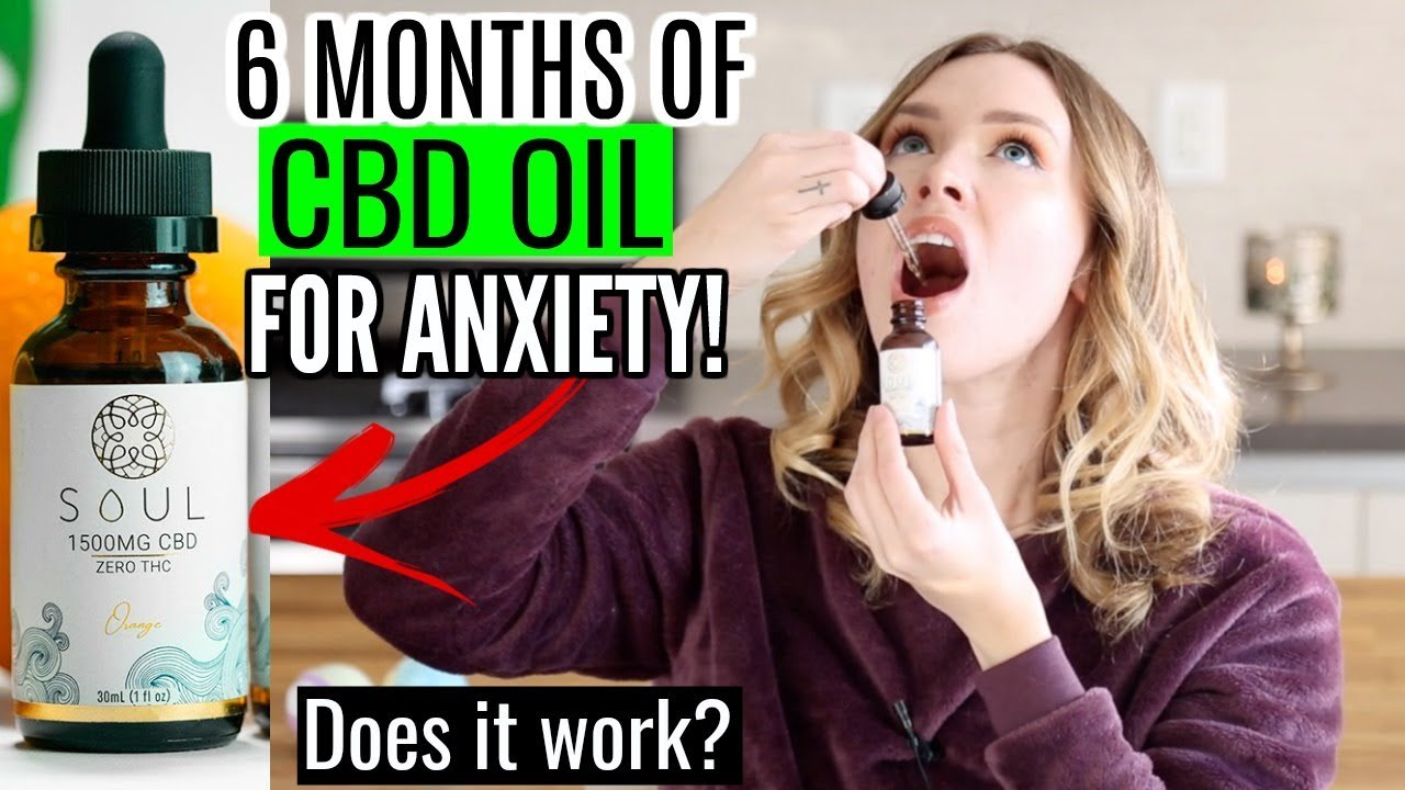 The BENEFITS of CBD Oil For Anxiety! | 6 Months On CBD! Side Effects? 1