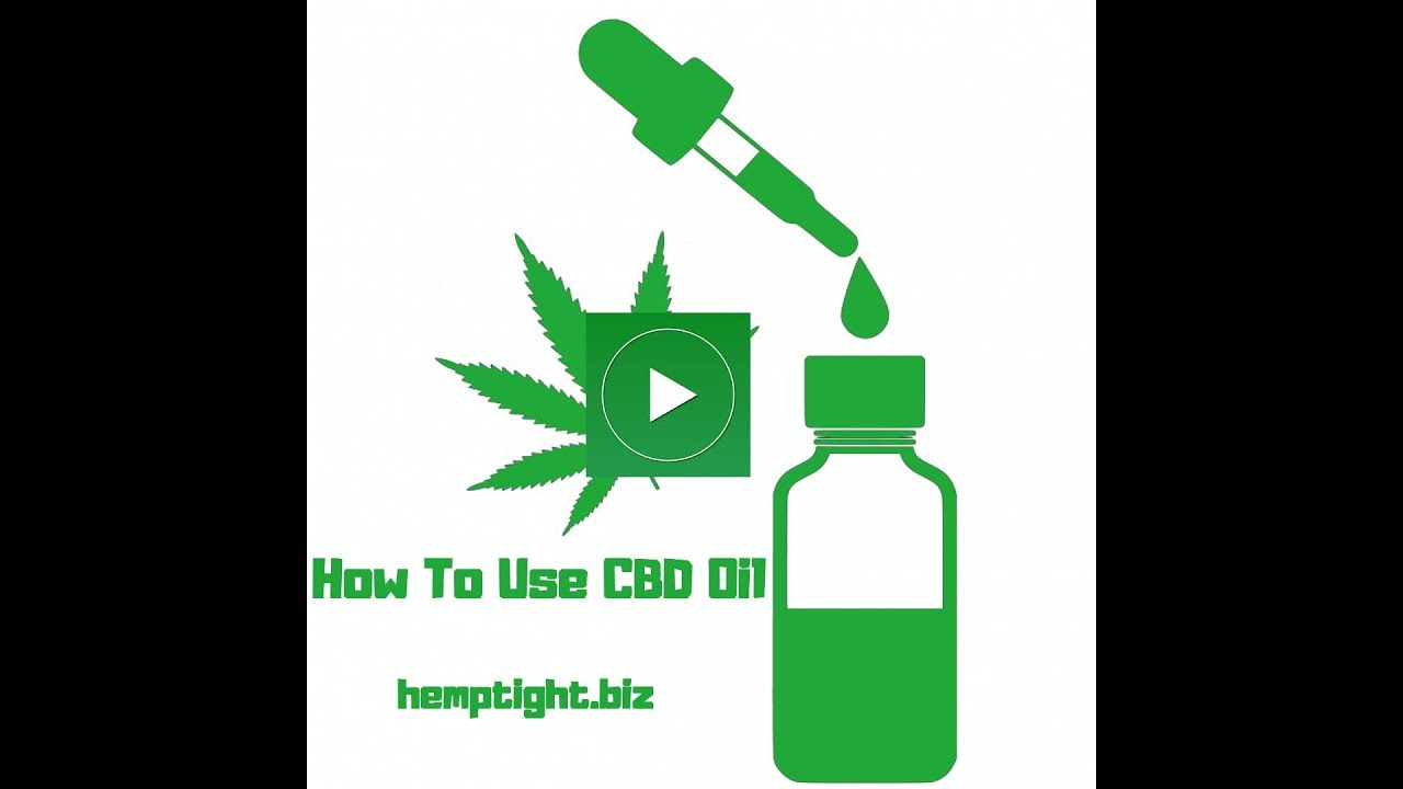How To Use CBD Oil-A Simple Guide 1