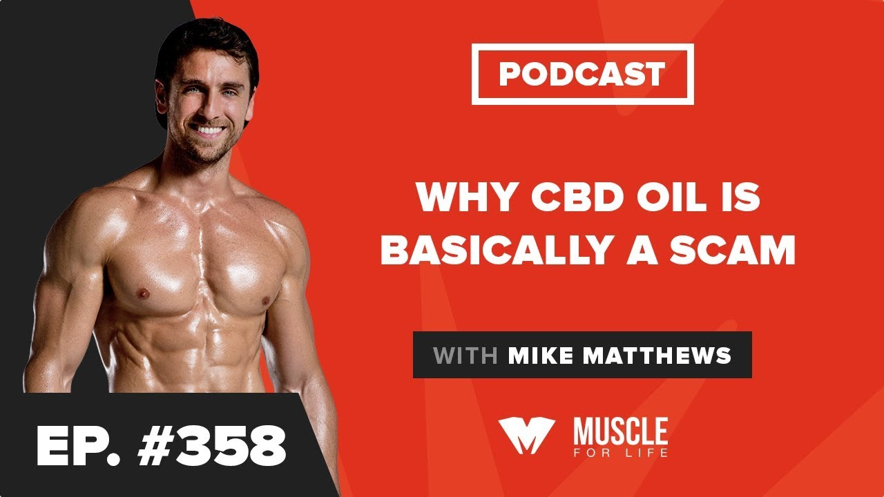Why CBD Oil Is Basically a Scam 1