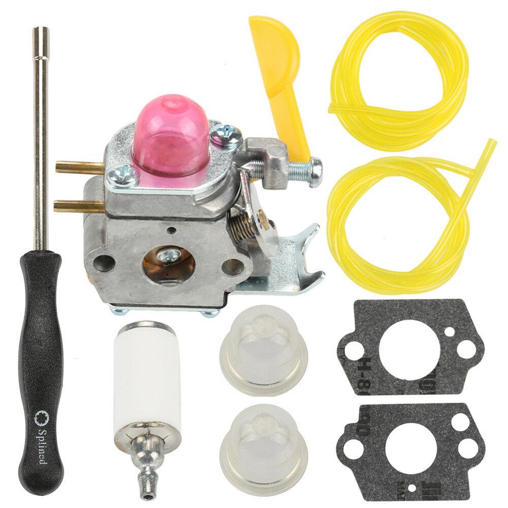 Carburetor Carb kit For Poulan Weed Eater SST25 FL20 FL23 FL26 FX26S MX550 1
