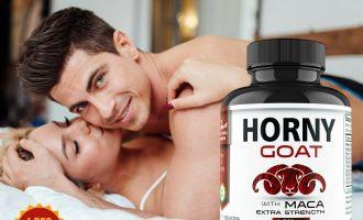 HORNY GOAT WEED 1560 mg MEN/WOMEN Stamina, Energy w/Maca, Tongkat Ali, Ginseng, 7
