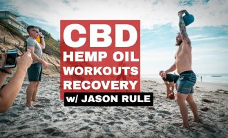 CBD and Hemp Oil for Workouts and Recovery w/ Driven Nutrition's Jason Rule 7