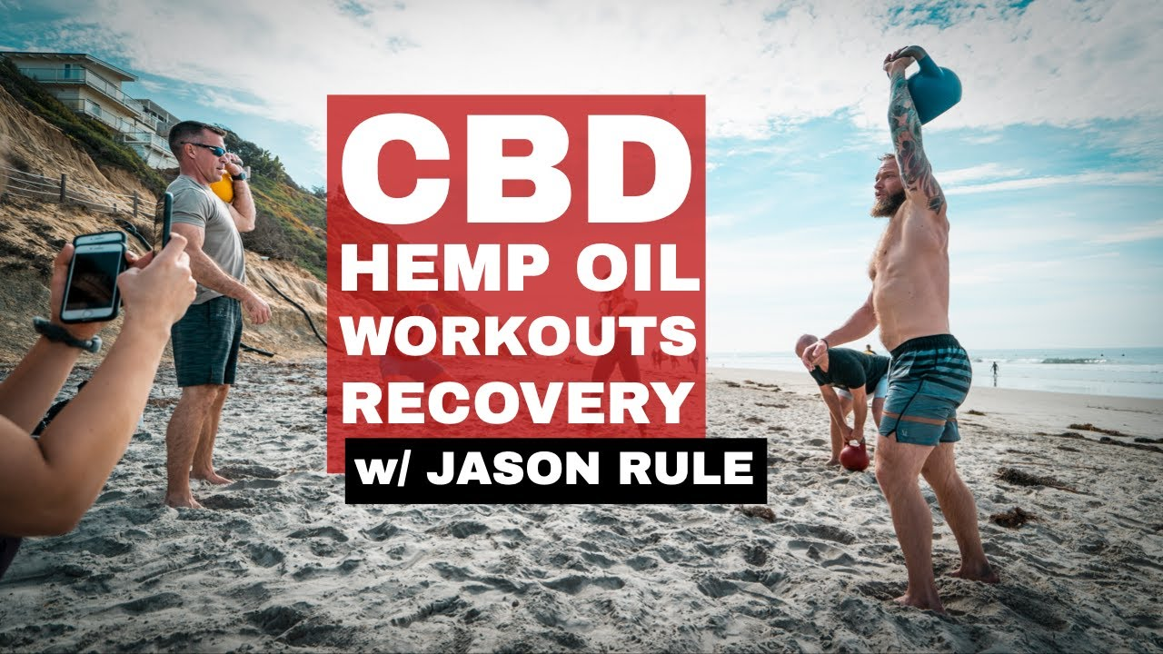CBD and Hemp Oil for Workouts and Recovery w/ Driven Nutrition's Jason Rule 1