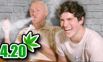 I Smoke Weed With Old People (4.20 Questions) 6