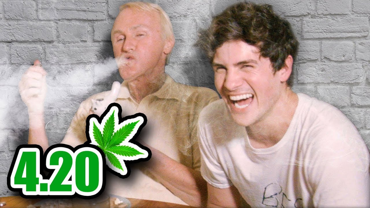 I Smoke Weed With Old People (4.20 Questions) 1