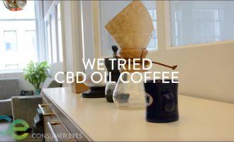 We Tried CBD Oil Coffee 3