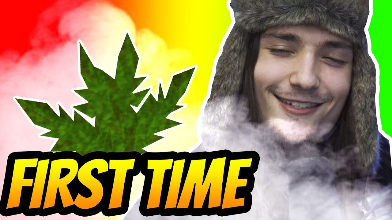 xCodeh's First Time Smoking Weed 1