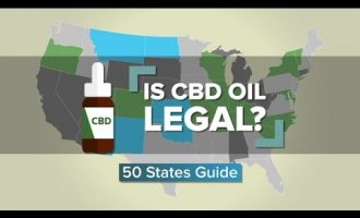 Is CBD Oil Legal? (50 States Guide) 1