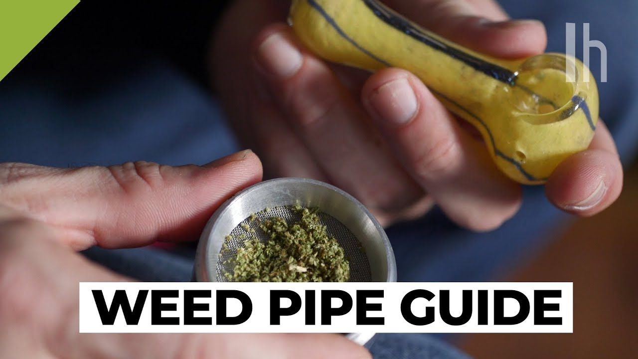 How to Pick and Smoke a Weed Pipe | Total Beginner's Guide to Weed 1