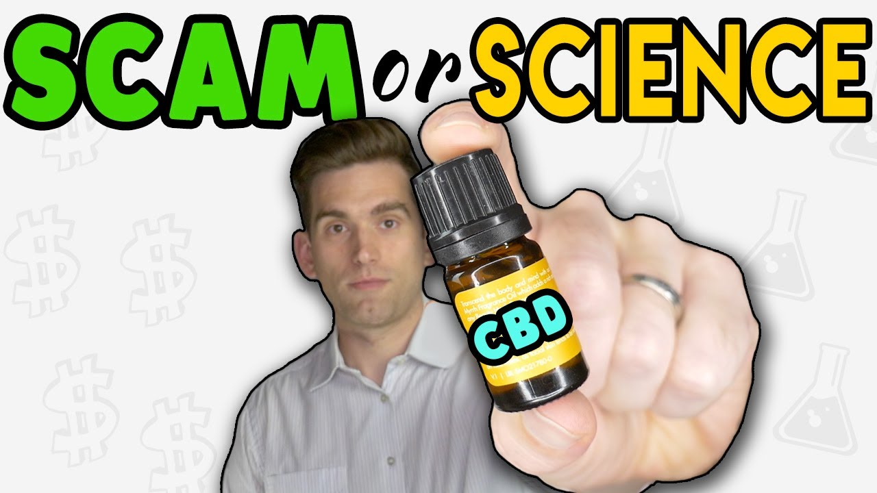 SCAM or SCIENCE? The Truth About CBD Products 1