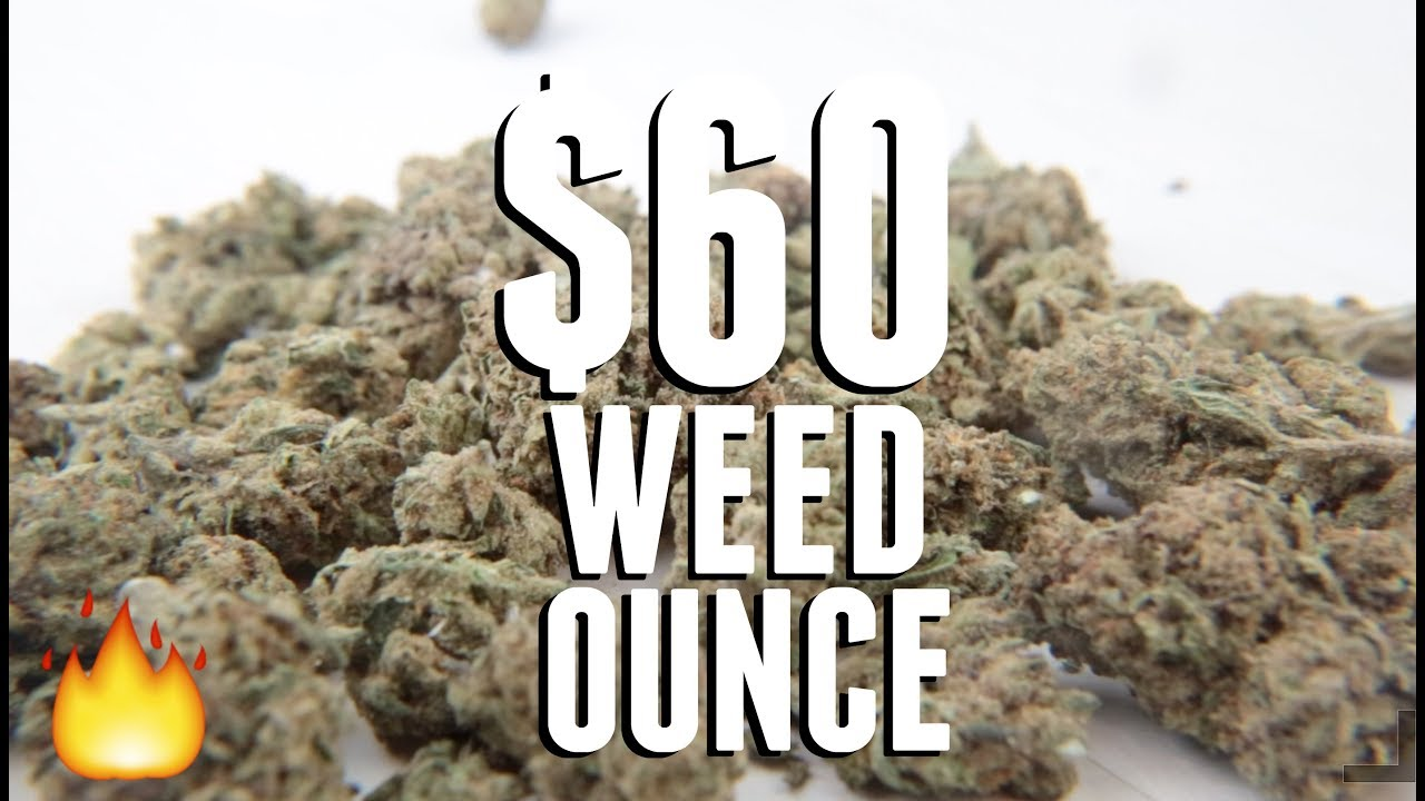 $60 OUNCE OF WEED!!! - Crutch 1