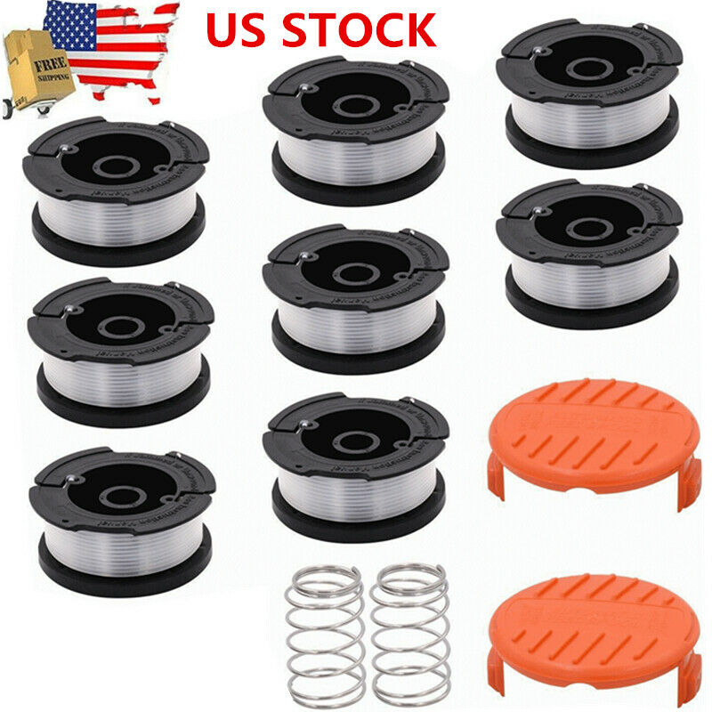 Black Decker String Trimmer Replacement Parts AF-100-3ZP Spool Line Weed Eater 1