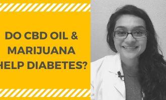 Lower Blood Sugar with CBD Oil? [0:11] 14