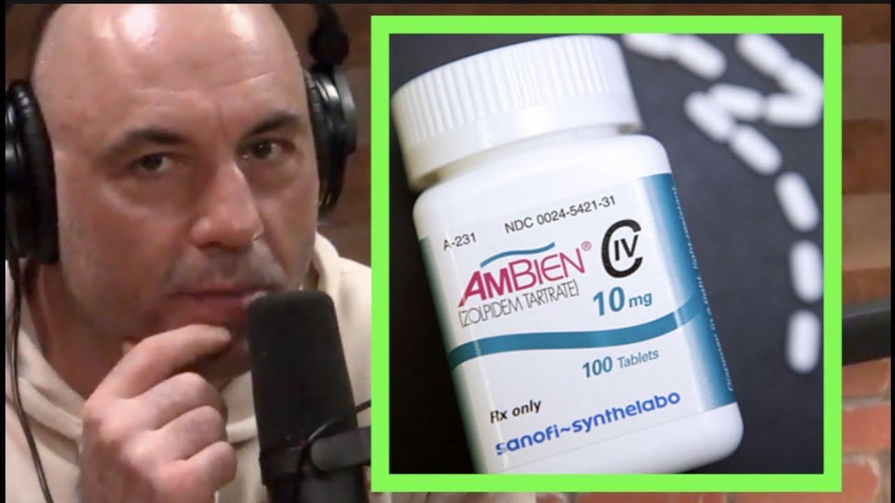 CBD Is Better For Sleep Than Ambien | Joe Rogan & Ben Greenfield 1