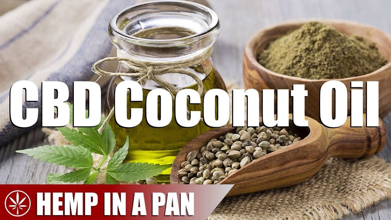 How to Make CBD Coconut Oil With Medicinal Hemp 1