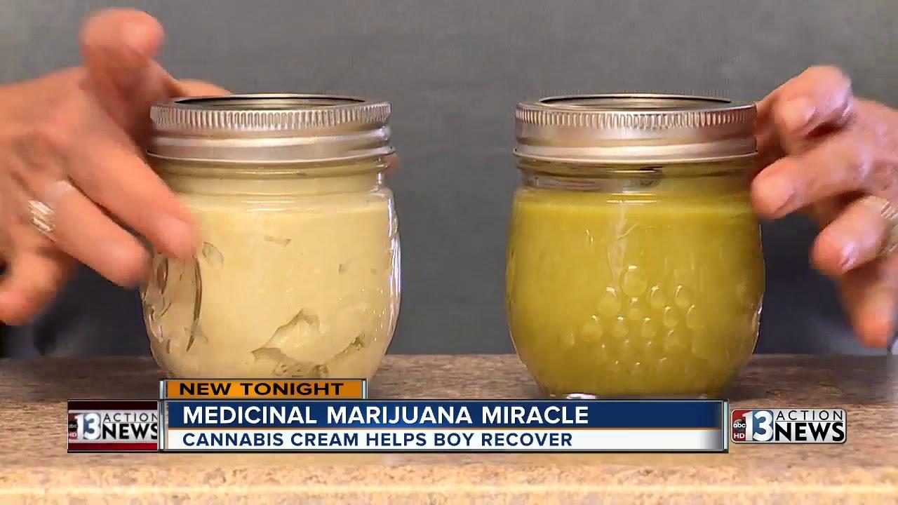 Medicinal marijuana miracle 1