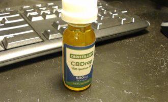 CBD Distillery 500mg Oil Review 5