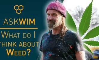Iceman Wim Hof and Weed? #AskWim 5