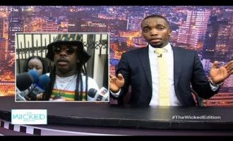 Bhang peddler schools police officers on weed use and benefits  - The Wicked Edition episode 124 3