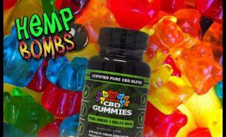 Hemp Bombs Review - 15mg Gummies & 1,000mg oil drops (CBD) 11