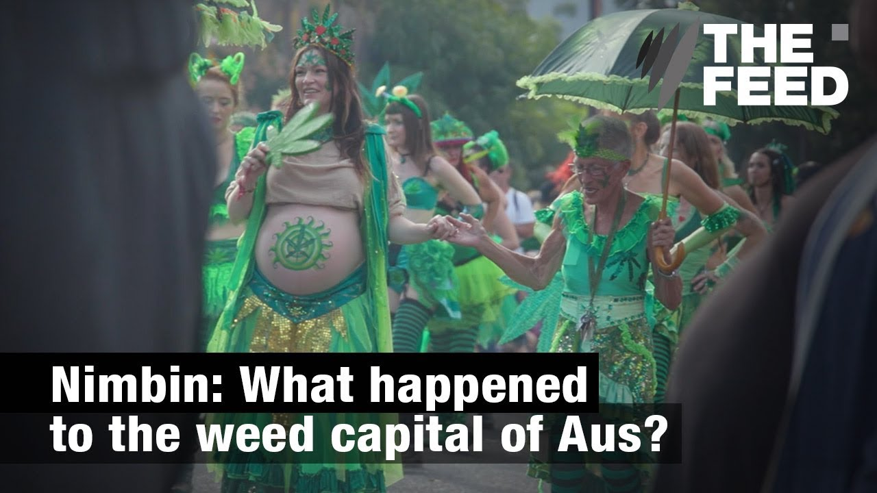 Nimbin: What happened to the weed capital of Aus? 1