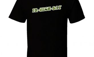 Friday Frhighday Funny Weed Pothead T Shirt 7