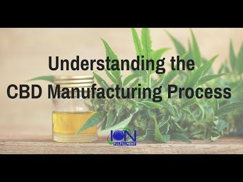 Ion Labs Hemp Extract with CBD Manufacturing Podcast | Hemp Extract with CBD Manufacturer 1