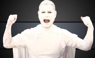 The Return of Whiteface Man 3