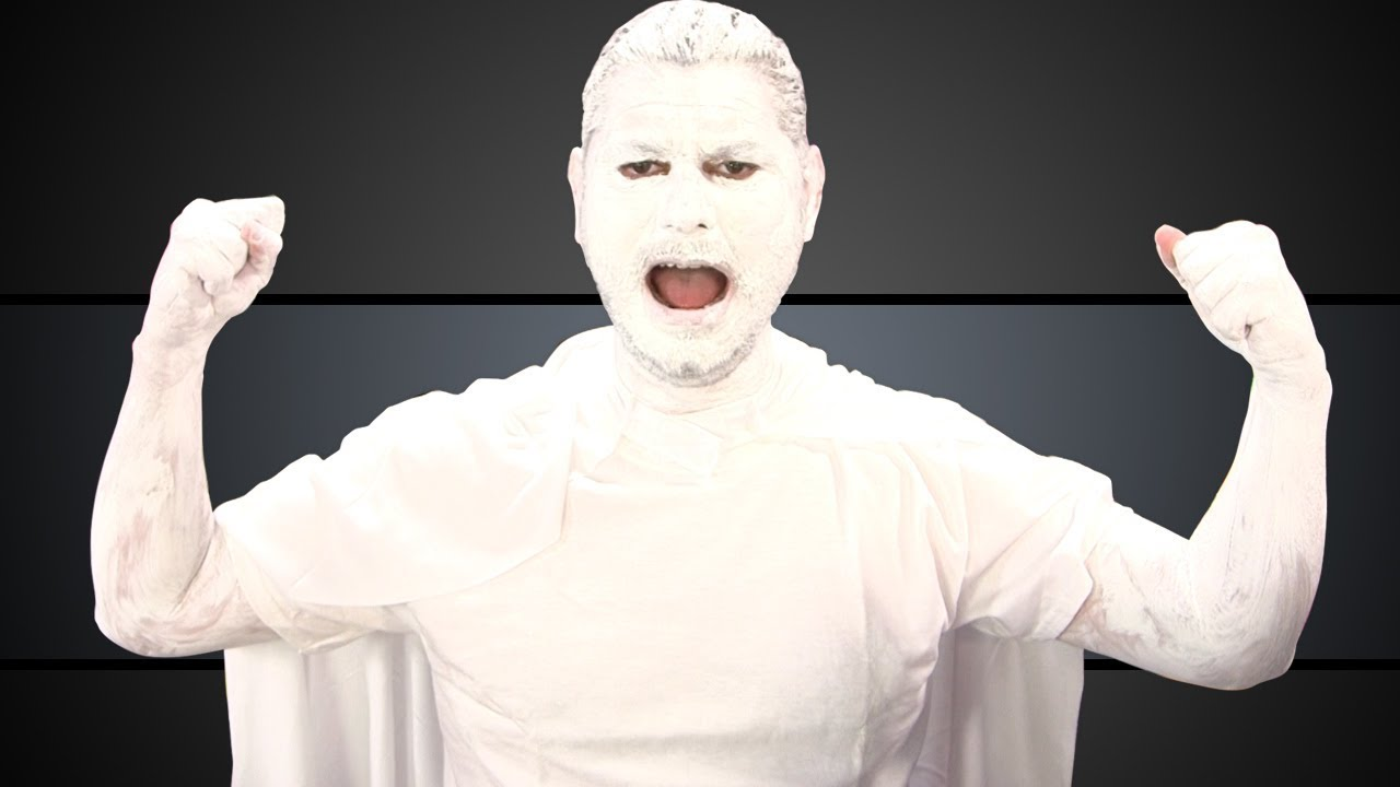 The Return of Whiteface Man 1