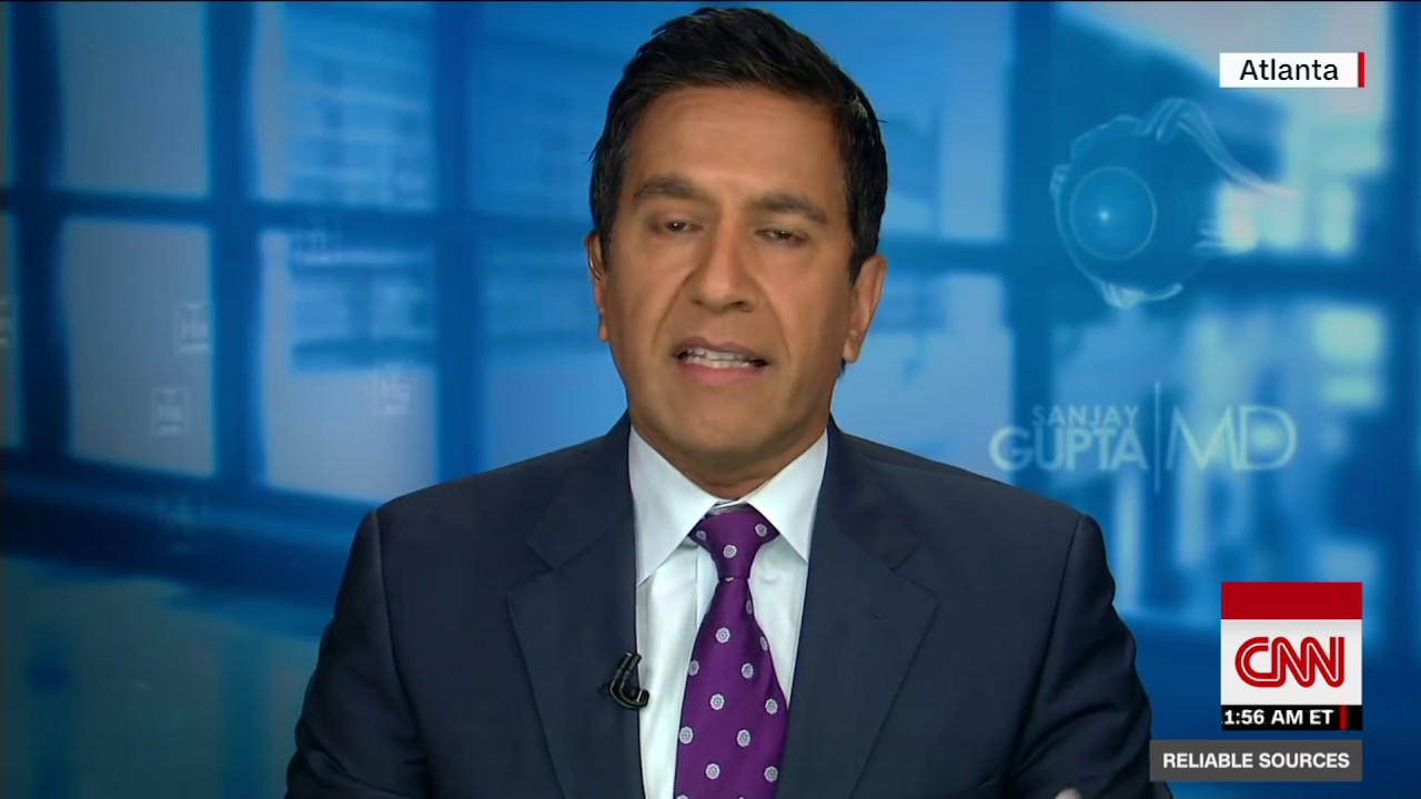 Dr. Sanjay Gupta: Why I changed my mind about marijuana 1