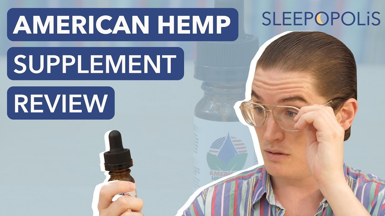 American Hemp Oil CBD Review - What are the Benefits of CBD? 1