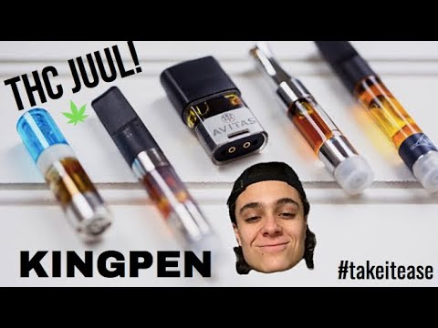 (THC) Pods & Cartridges// WEED VAPE PENS REVIEW!! 1