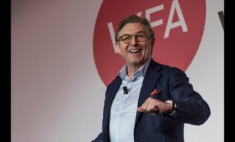 A view of tomorrow: Keith Weed, Unilever, at WFA Global Marketer Week 2019 10