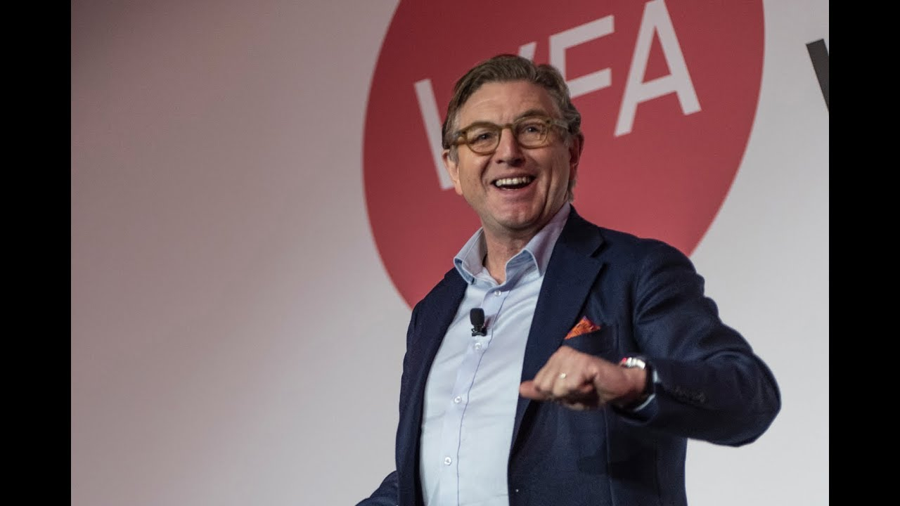 A view of tomorrow: Keith Weed, Unilever, at WFA Global Marketer Week 2019 1