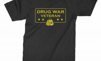 Drug War Veteran Shirt Funny Weed Shirts 4