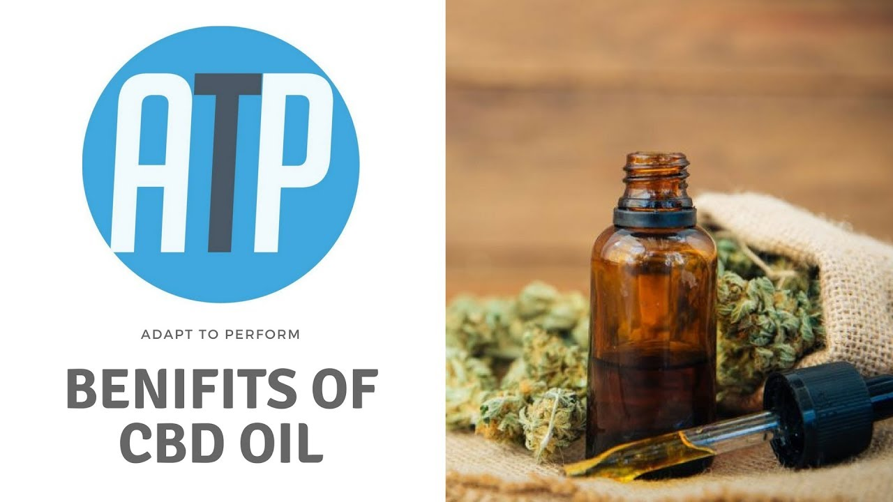 Benefits of CBD Oil 1