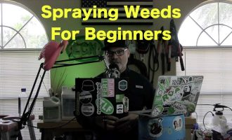 How to Spray Weeds | Beginner Weed Spraying Tips 14
