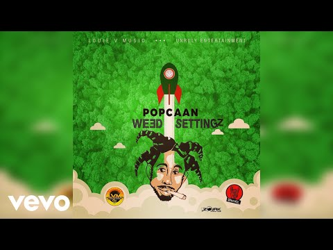 Popcaan - Weed Settingz (Official Audio) 1