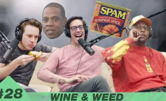 We Got High With Keith (from The Try Guys) | Wine & Weed Podcast 11