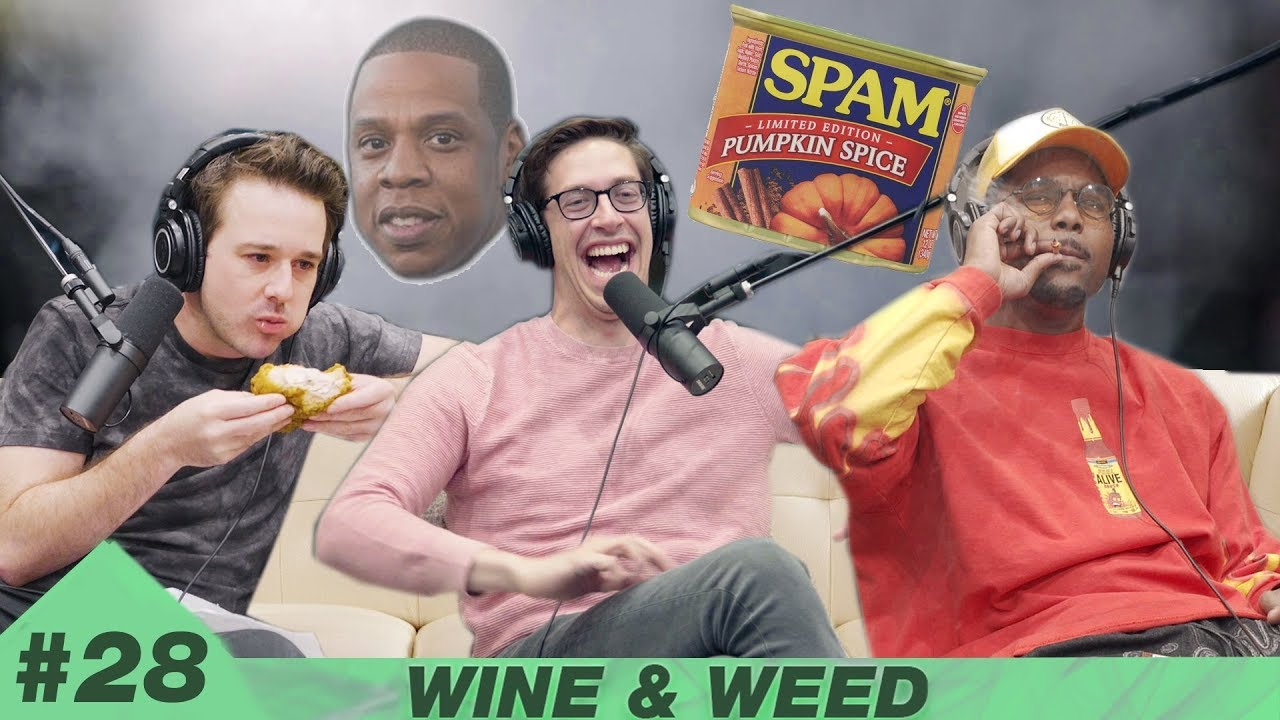 We Got High With Keith (from The Try Guys) | Wine & Weed Podcast 1