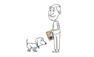 SWELL CBD Animated Commercial-- CBD Dog Treats - Our (PCR) hemp oil is  rich in  (CBD) 10