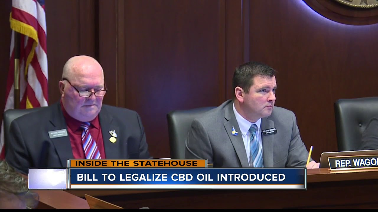Bill to legalize CBD oil successfully introduced in Idaho legislature 1