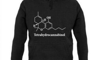 Cannabis Formula - Hoodie / Hoody - Weed - Drugs - Science - Marijuana 11