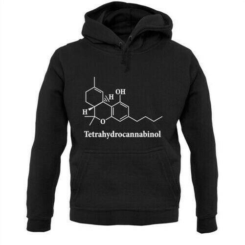 Cannabis Formula - Hoodie / Hoody - Weed - Drugs - Science - Marijuana 1