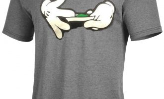 Cartoon Hands Rolling A Blunt T-Shirt Weed Assorted Colors Adult Sizes S-5XL 13