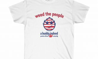 Weed the People T-Shirt 9