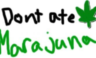 don't eat marijuana (song) 7