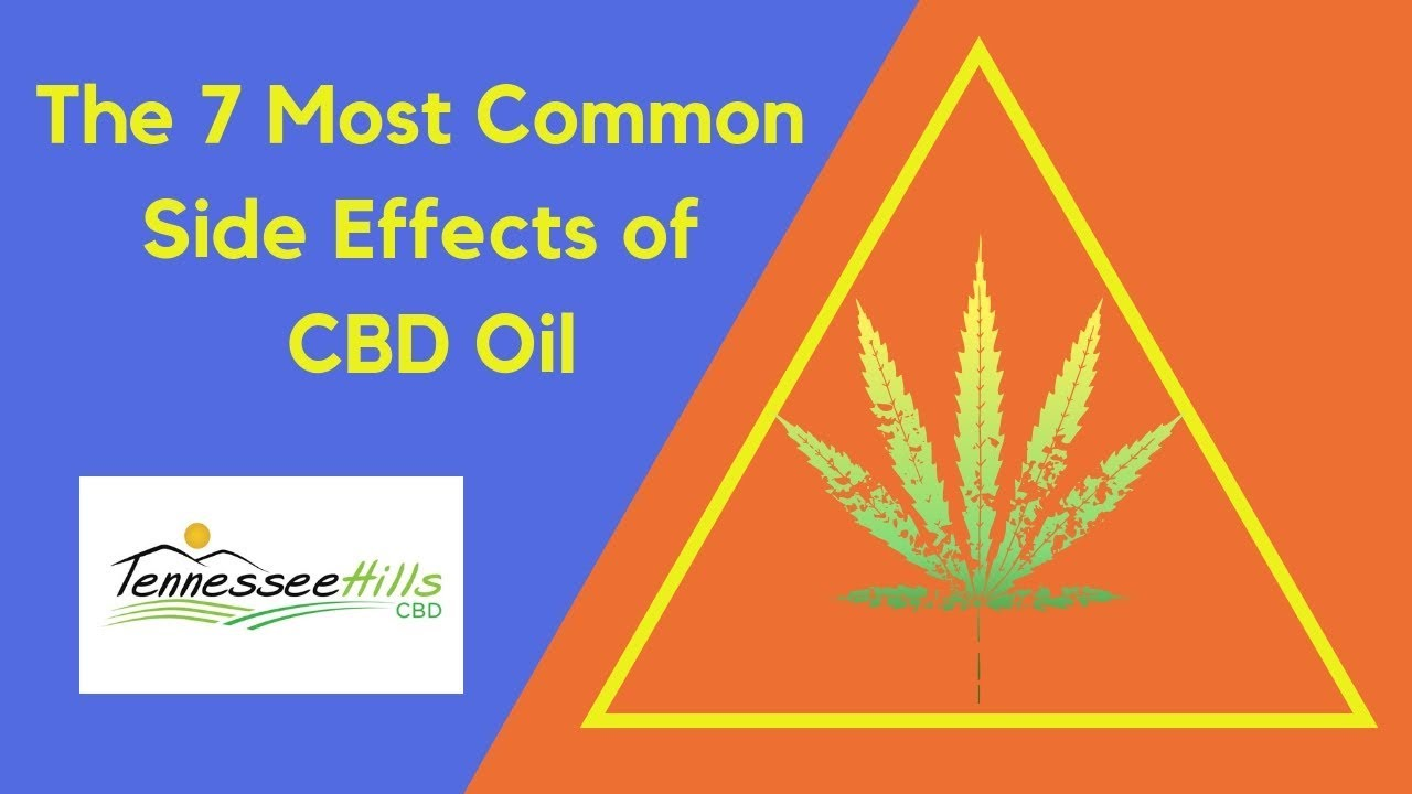 CBD Oil Side Effects - 7 That You Should Know About 1