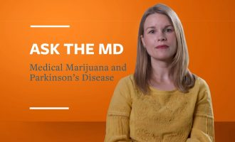 Ask the MD: Medical Marijuana and Parkinson's Disease 4